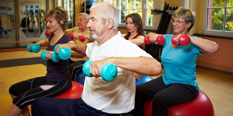 Exercícios idosos - Bem Estar